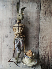 March Hare and Dormouse